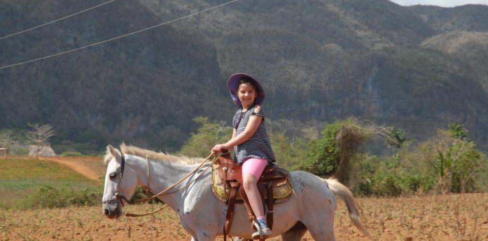 Horse tour vinales